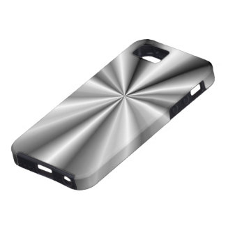 Tuck and Roll - Brushed Metal Tough iPhone 5 Case