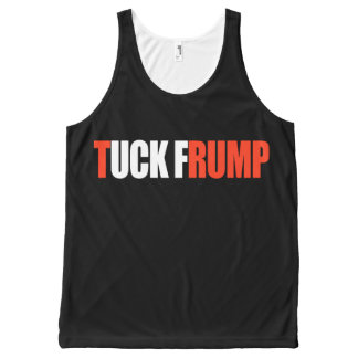 TUCK FRUMP - - .png All-Over Print Tank Top