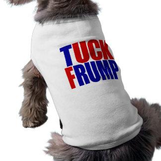 """TUCK FRUMP"" SLEEVELESS DOG SHIRT"