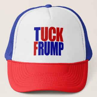 """TUCK FRUMP"" TRUCKER HAT"