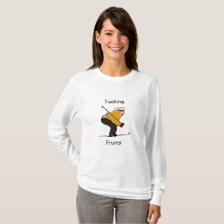 Tucking Frump Women's long sleeve T-shirt