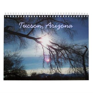 Tucson, Arizona 2010 calendar