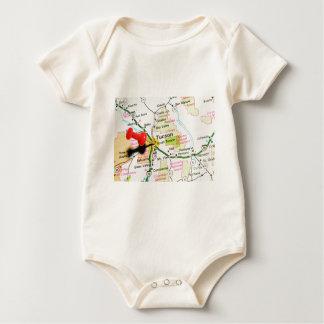 Tucson, Arizona Baby Bodysuit