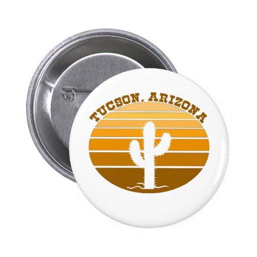 Tucson, Arizona Button