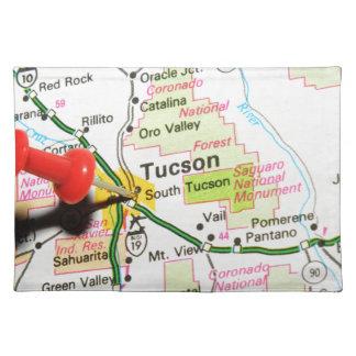 Tucson, Arizona Placemat