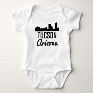 Tucson Arizona Skyline Baby Bodysuit