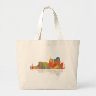 Tucson Arizona Skyline Jumbo Tote Bag