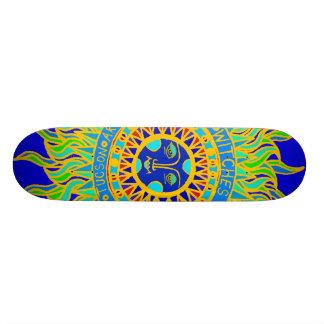 Tucson Arizona Witches Hammer Skateboard