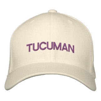 Tucuman Cap Embroidered Hats