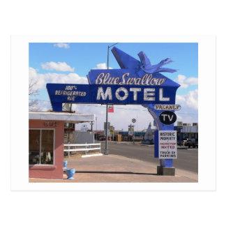 Tucumcari, New Mexico, Rte. 66 Motel Postcard