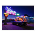 Tucumcari, New Mexico, United States. Route 66 2 Post Card