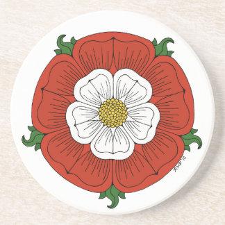 Tudor Rose Coaster