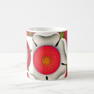 Tudor Rose Coffee Mug