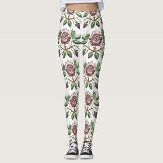 Tudor Rose Leggings