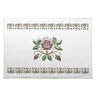 Tudor Rose Placemat