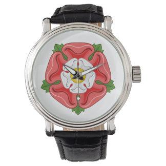 Tudor Rose Watch