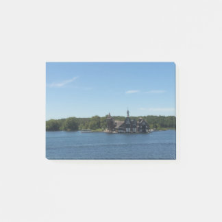Tudor Style House, 1000 Islands Post-It Notes