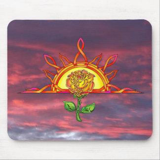 Tudor's Sunrise Mousepad