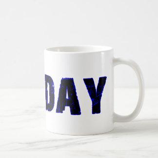 Tuesday Day of the Week Merchandise Mug