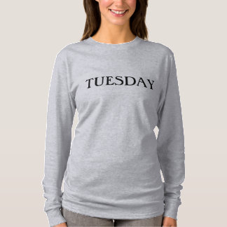Tuesday Long Sleeve Tee