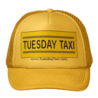 Tuesday Taxi Hat