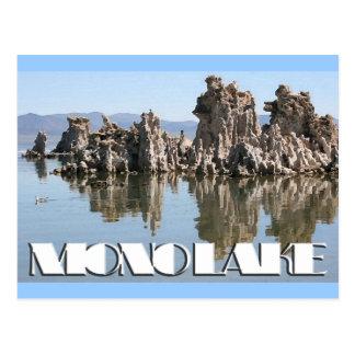 Tufa at Mono Lake Postcard