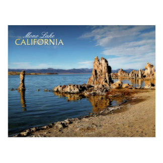 Tufa Towers at Mono Lake, California Postcard