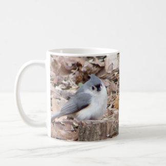 Tufted Titmouse Bird Mug