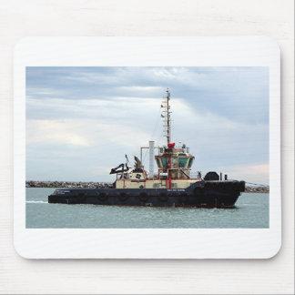 Tug boat 2, Port Adelaide, South Australia Mouse Pad