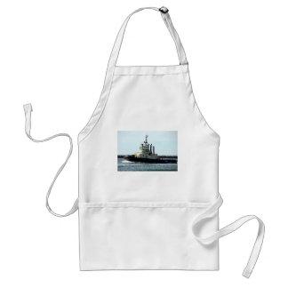 Tug boat 4 adult apron