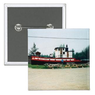 Tug Boat Pin