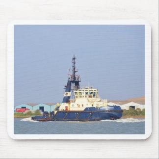 Tug Boat Mercia Mousepad