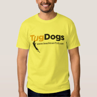 Tug Dogs T Shirt