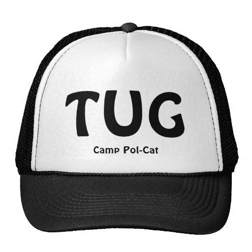 TUG TRUCKER HATS