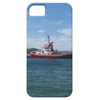 Tug In Harbor Case For The iPhone 5