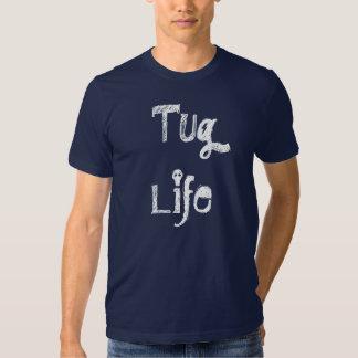 """""""Tug Life"""" Tug Hill NY Sledders.com T-shirt"""
