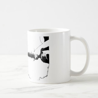 Tug of war mugs
