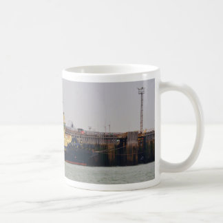 Tug Svitzer Mallaig Classic White Coffee Mug