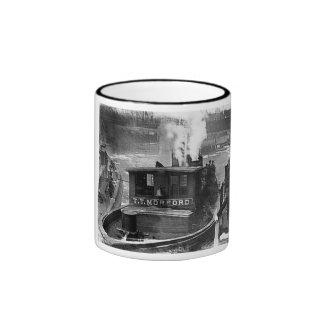Tug T.M. Morford Ringer Coffee Mug