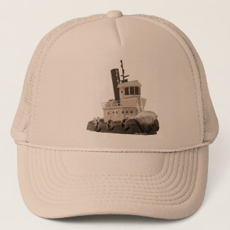 Tugboat hat