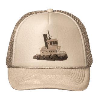 Tugboat hat