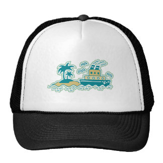 Tugboat T-shirts and Gifts Cap