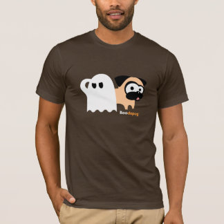 Tugg & the Ghost Two-Sided Tee: The Chase T-Shirt