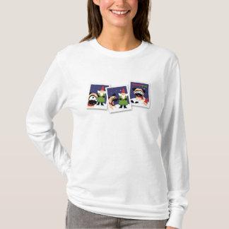 Tugg The Pug Holiday Shirt