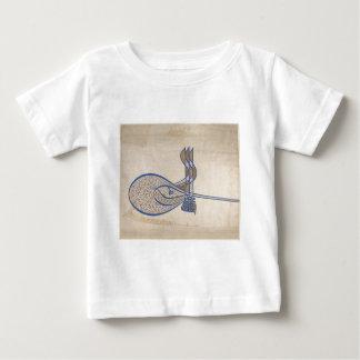 Tughra (Official Signature) of Sultan Süleiman Baby T-Shirt