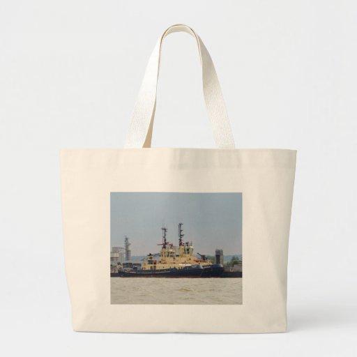 Tugs Cecilia and Brunel Tote Bags