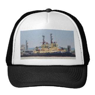 Tugs Cecilia and Brunel Trucker Hat