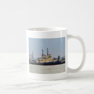Tugs Cecilia and Brunel Coffee Mug