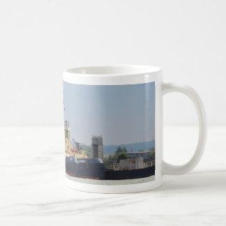 Tugs Cecilia and Brunel Coffee Mugs