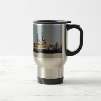 Tugs Cecilia and Brunel Mug